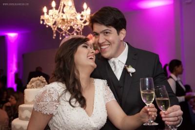 Marcela e Luiz Felipe